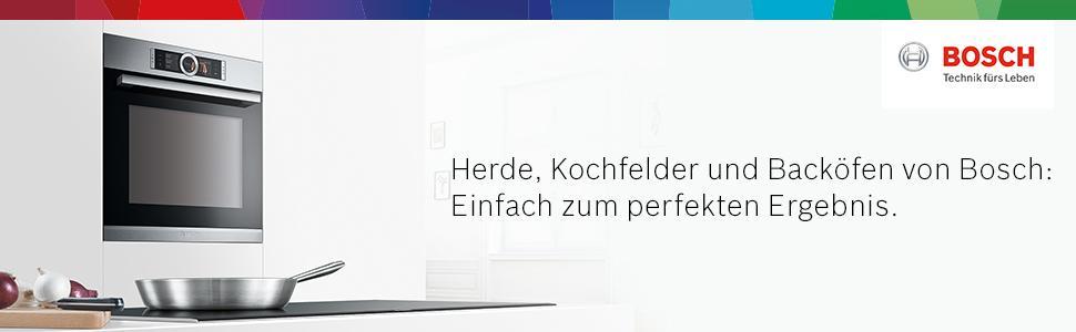 Bosch CDG634BS1 Serie 8, Elektro / Einbau- Dampfgarer / 59