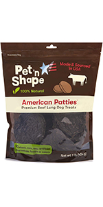 beef patty, dog treat, pet treat, beef patty treat, pet n shape