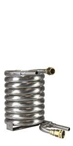 Stainless Steel Counterflow Chiller