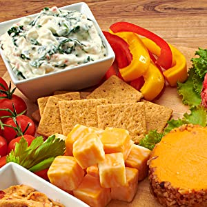 Wheat Thins Cracker Cheese Dip Appetizer
