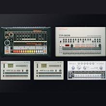 transistor rhythms