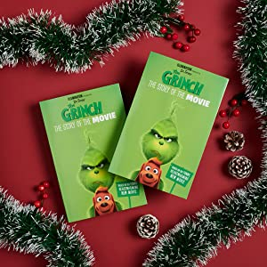 The Grinch Christmas Tree Movie.The Grinch The Story Of The Movie Grinch Movie Tie In