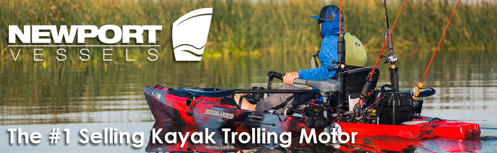 Saltwater Kayak trolling motor for kayak newport vessels