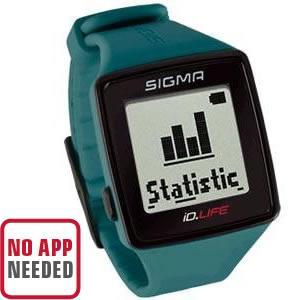 Id Sport TrackerHandgelenk Sigma Pulsmessung Pulsuhr lifeActivity reCQBoWdxE