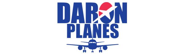 Daron Planes Logo