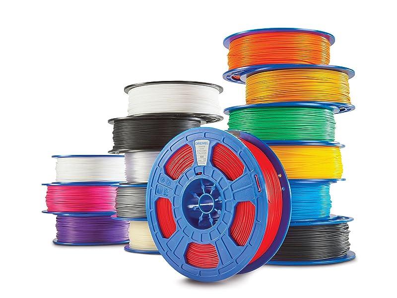 Dremel DigiLab 3D Printer Filament PLA ECO-ABS PETG Nylon