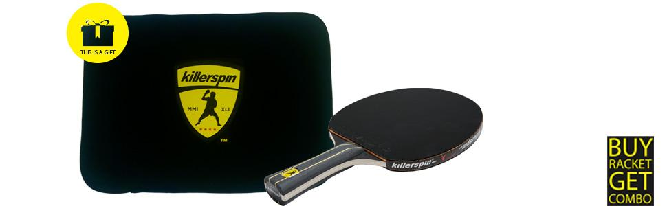 from the ping pong