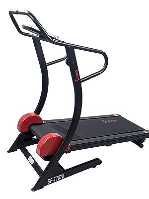 dual flywheel treadmill