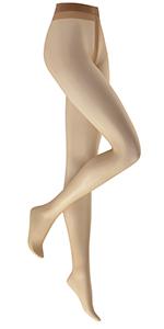 halterlose Strümpfe transparent klimaregulierent haut frische Beine 10 den SALE