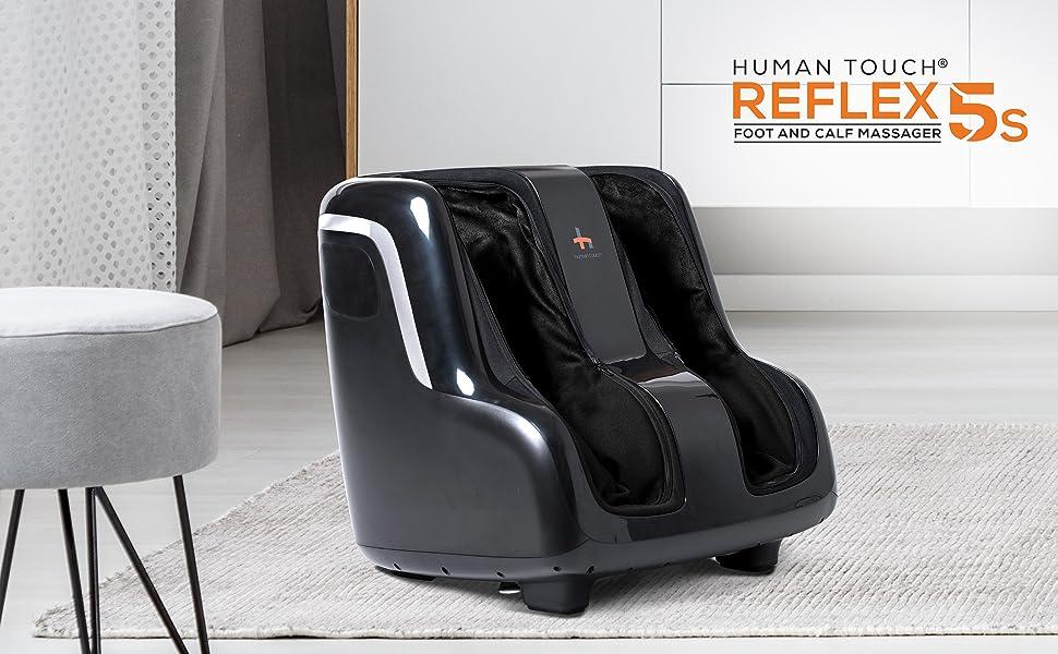 Reflex5s Foot and Calf Massager