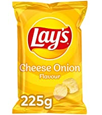 Lay's Cheese Onion