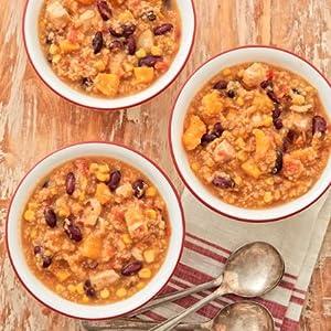 quinoa soup, comfort food, crock pot, mom recipes