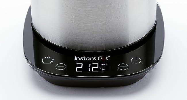 Instant Pot, Insta Pot, kettle, electric kettle, tea, coffee