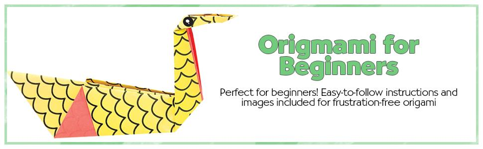 Amazon Creativity For Kids Origami Origami For Beginners 60