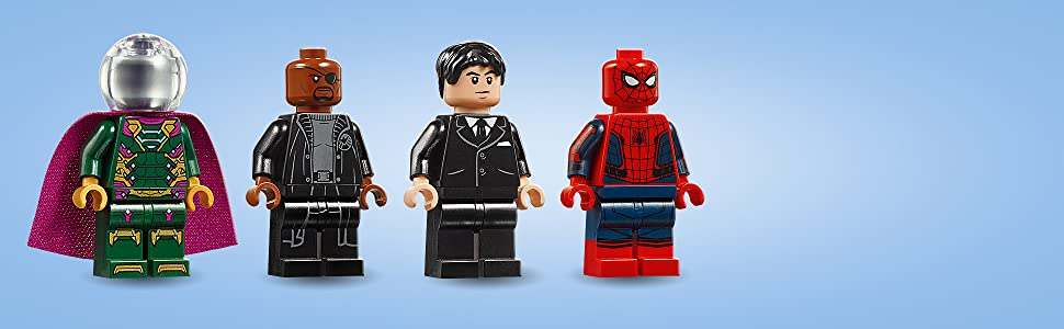 LEGO, Spider-Man, toy, construction
