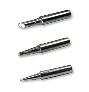 Original Quick Dauerlötspitze angeschrägt 0,8mm für Lötstation 3103//3104//TS1100