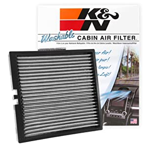 Also available: K&N Cabin Air Filters