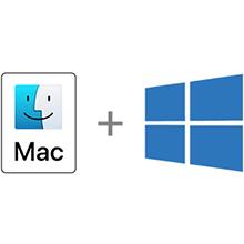 Compatibilità con Mac/Windows