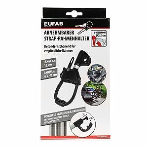 EUFAB 11575 Strap Frame Holder Short Diameter 25 mm