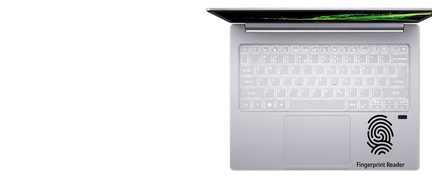 Project Athena Acer Swift 3 SF313-52-52VA Fingerprint NVMe SSD Intel 10th Gen 2256 x 1054