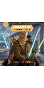 star wars;the mandalorian;star wars books;gifts for geeks;high republic;gifts for kids;star wars