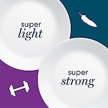 Super Lightweight and Super Strong