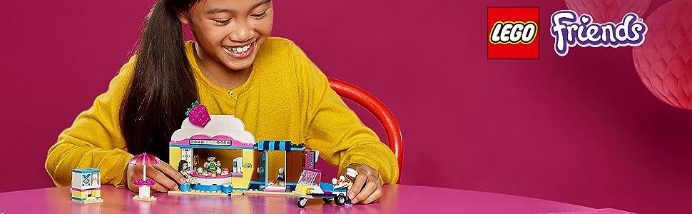 LEGO, Friends, toys