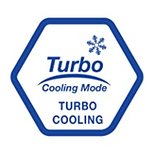 Turbo Cooling Mode