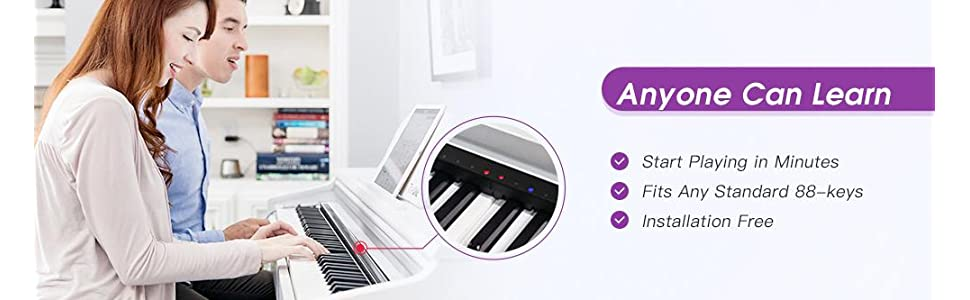 piano learning device