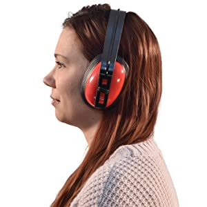 Hearing Protector in Use