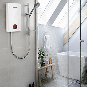18kw electric tankless water heater for shower