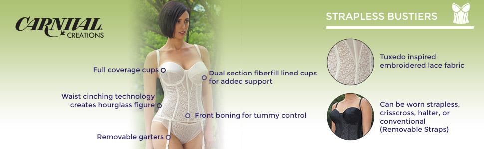 bfefbdd5139b7 Carnival Women s Plus Size Seamless at Amazon Women s Clothing store ...