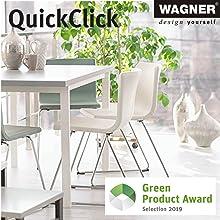 QuickClick... beschermt meubels en vloeren
