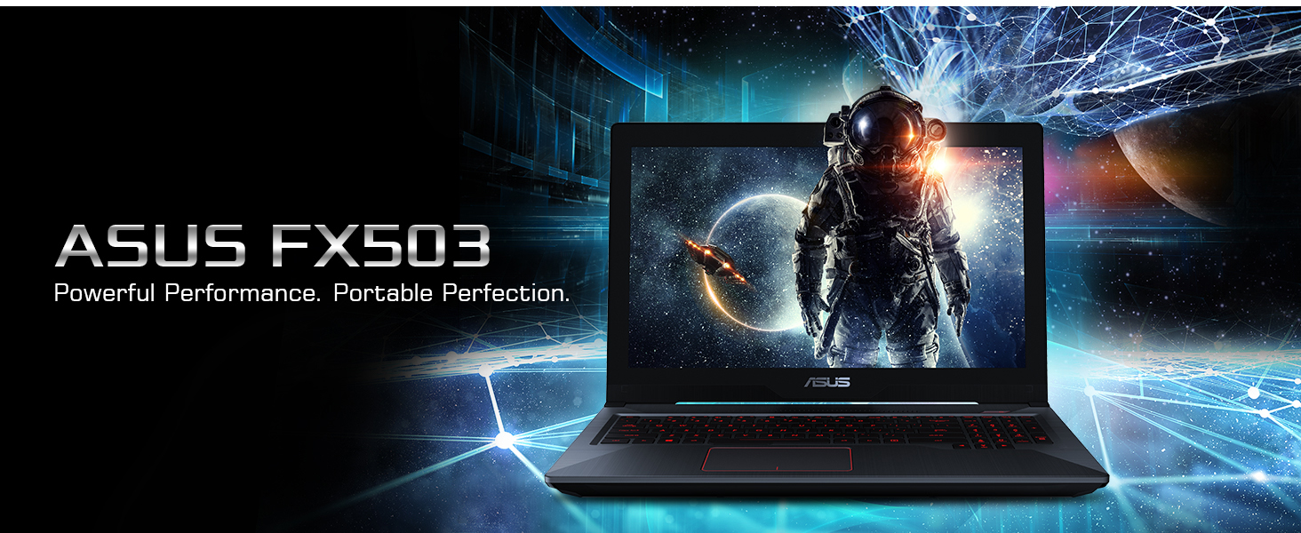 FX503 Gaming Laptop