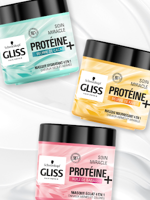 Schwarzkopf Gliss Soins Miracle hero product