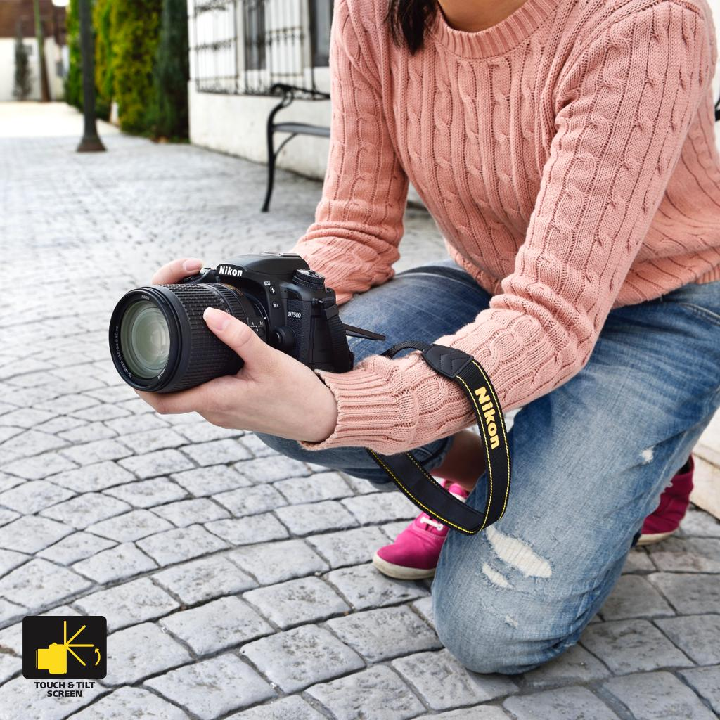 HD Videoaufnahme mit der Nikon D7200
