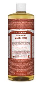 ドクターブロナー ブロナー マジックソープ リキッドソープ シャンプー ボディソープ ソープ 石けん 石鹸 せっけん オーガニック リキッド ボディ 敏感肌