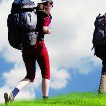 ハイキング、登山、バー、シリアル