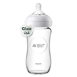 PHILIPS AVENT - Natural bottle in Glass