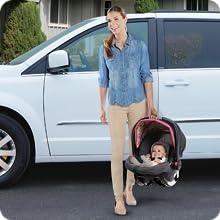 Ultra-Lightweight Infant Car Seat