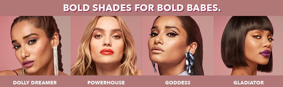 Bold Shades