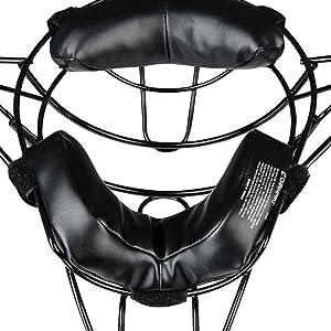 CM63B Umpire Mask Padding View