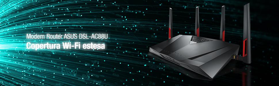 DSL-AC88U, modem router