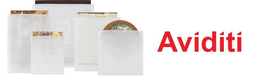Case of 75 FP1518 Aviditi Polyethylene Flush Cut Foam Pouch 18 L x 15 W White