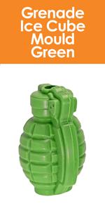 Fairly Odd Novelties FON-10270 Ice Cube Mould, Green