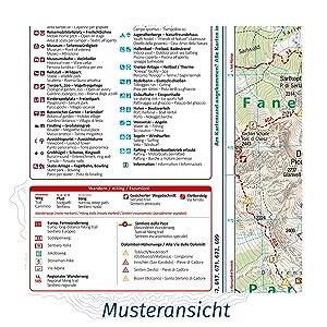 Kompass Wanderkarte Innsbruck Und Umgebung 2 Wanderkarten 1 50000