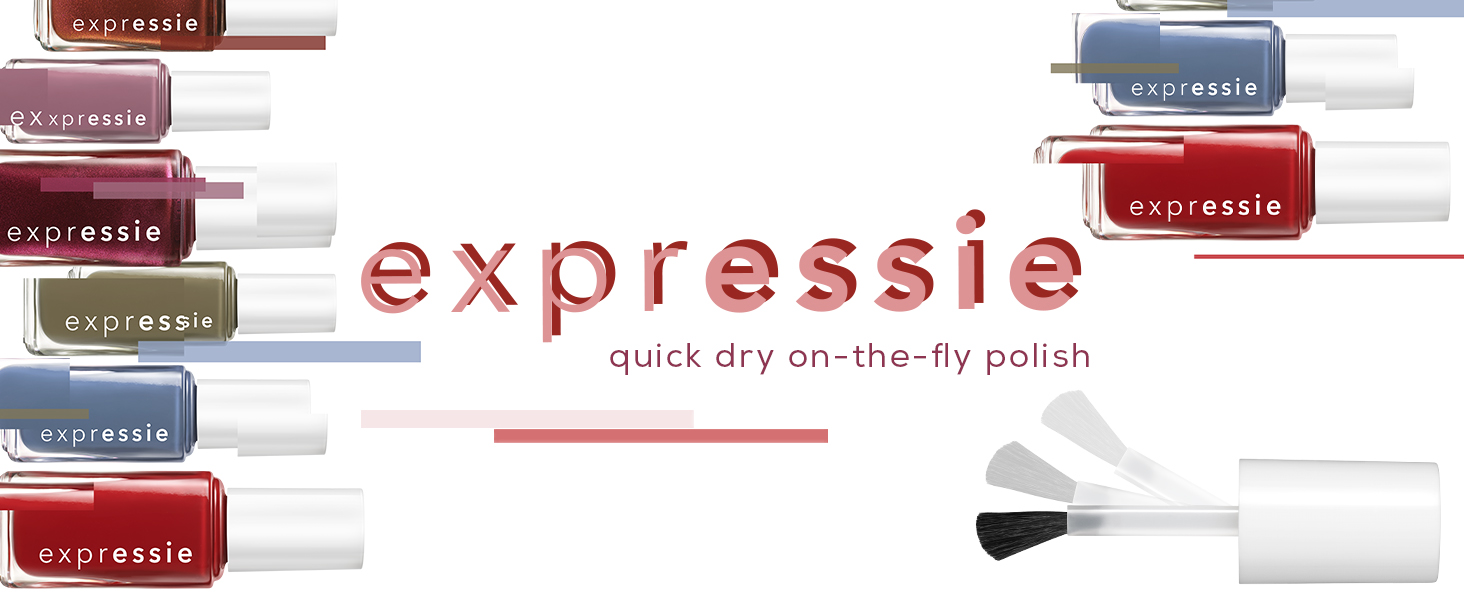 quick dry nail polish, easy to apply nail polish, essie nail polish, at home manicure