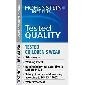 Hohenstein - Calidad comprobada