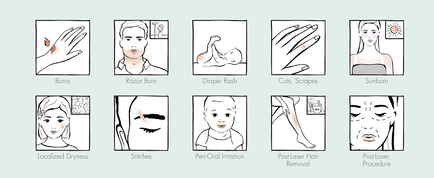 The Skin Recovery Process
