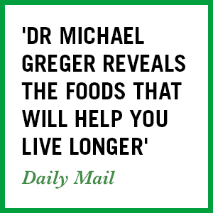 how not to die, michael greger, how not to diet, bluebird, health, science, nutrition